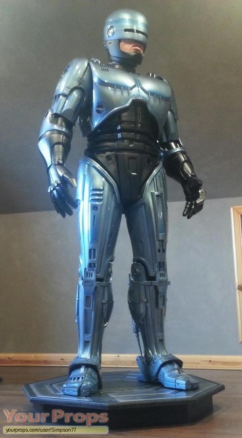 Robocop replica movie costume
