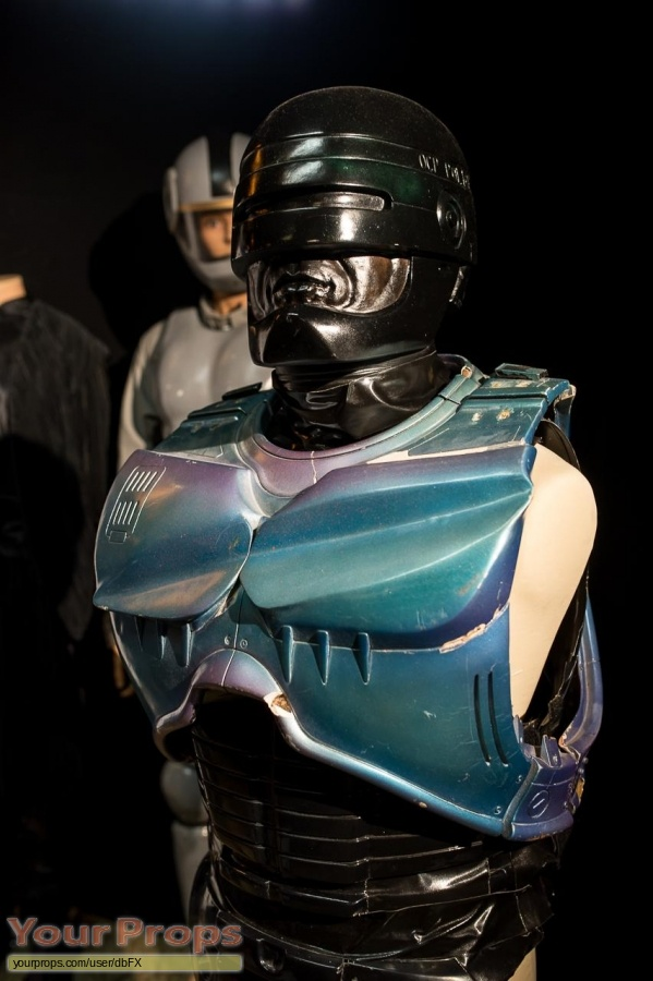 Robocop  The Series original movie prop