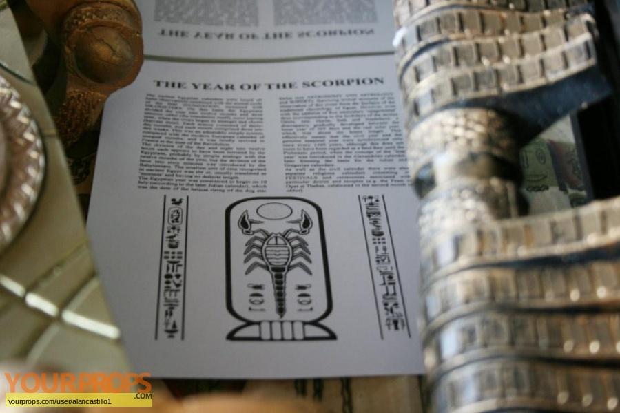The Mummy Returns replica movie prop