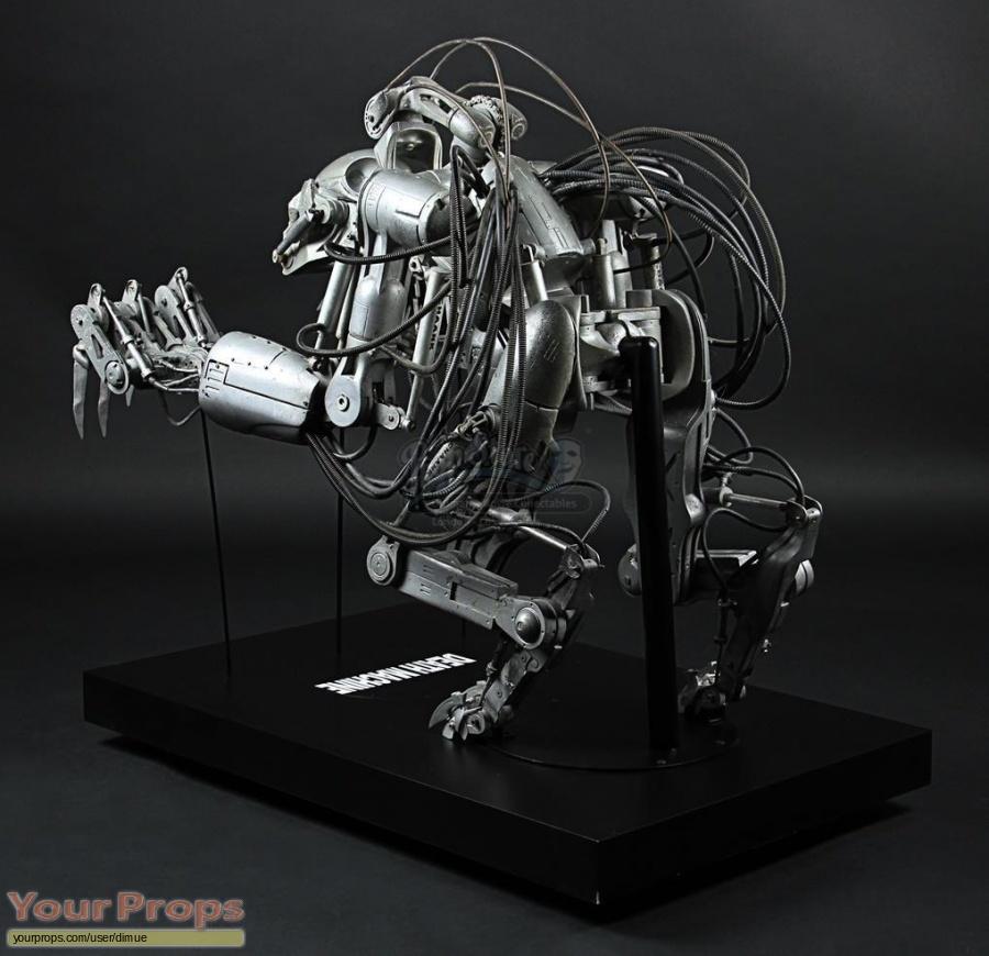 Death Machine original model   miniature