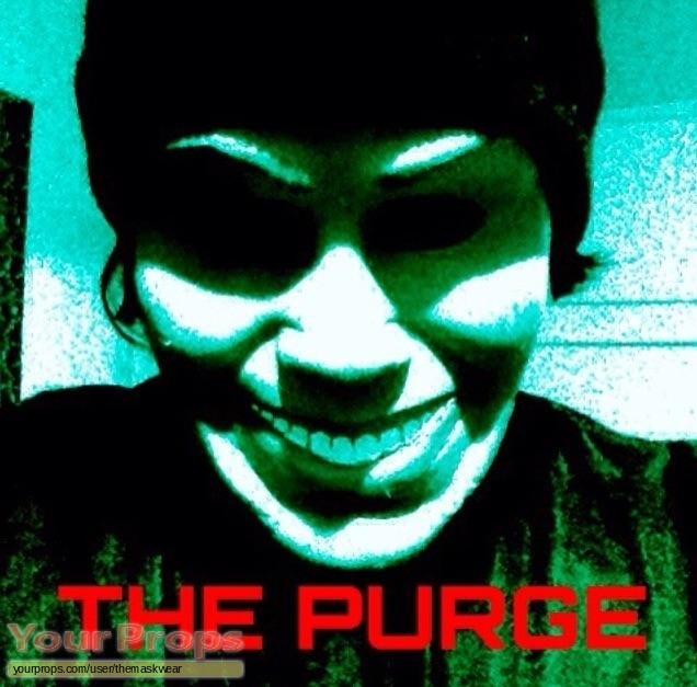 The Purge made from scratch set dressing   pieces