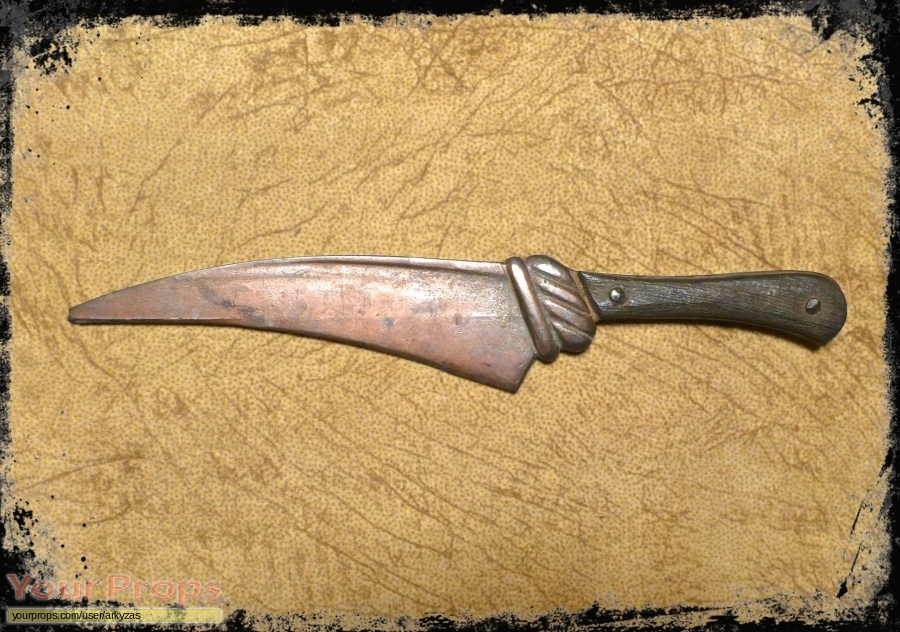 Hercules original movie prop weapon