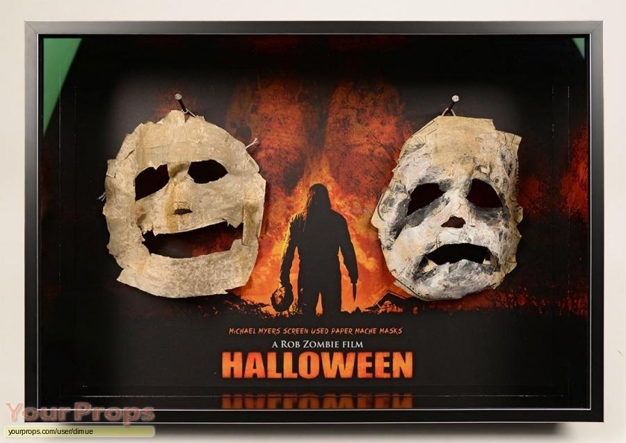 Halloween (Rob Zombies) original movie prop