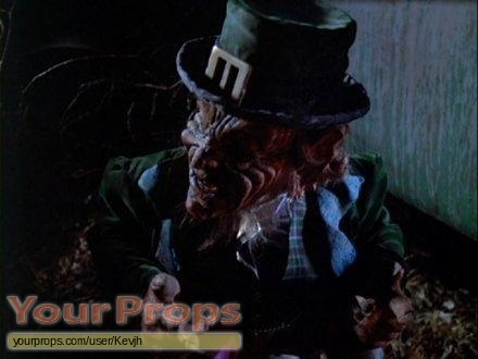 Leprechaun original movie prop