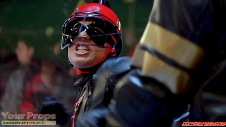 Rollerball original movie costume