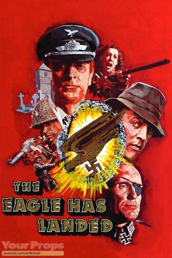 The Eagle Has Landed replica movie prop