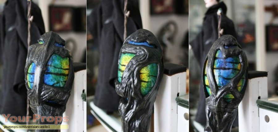Maleficent replica movie prop