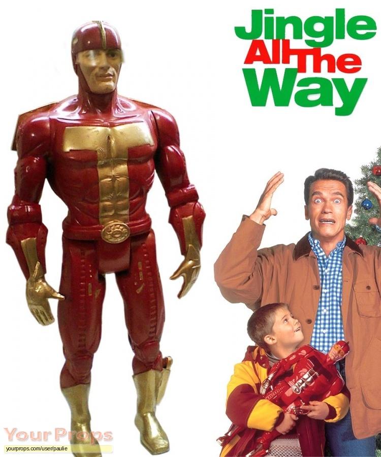 Jingle All The Way original movie prop
