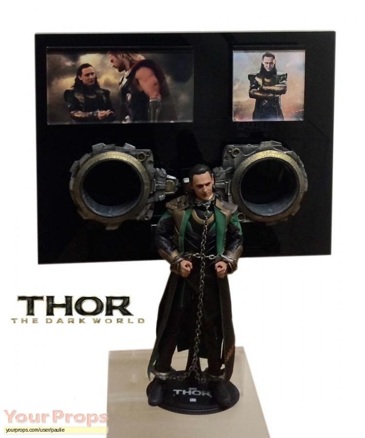 Thor  The Dark World original movie prop