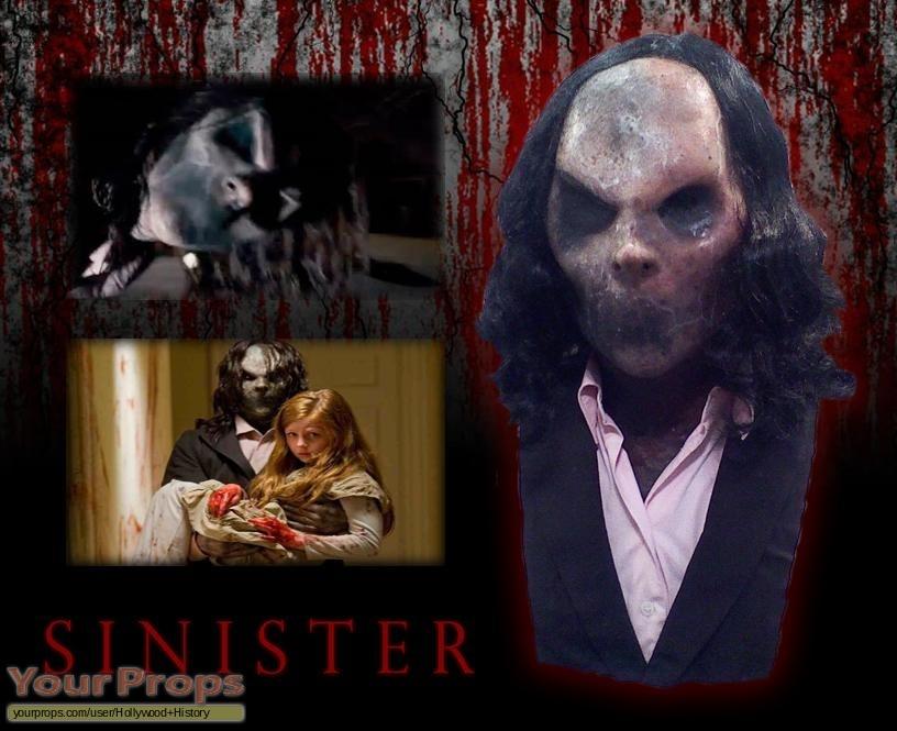 Sinister original movie costume