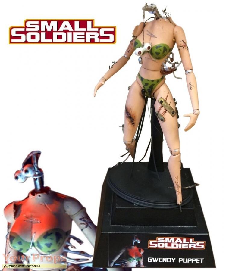 Small Soldiers original movie prop