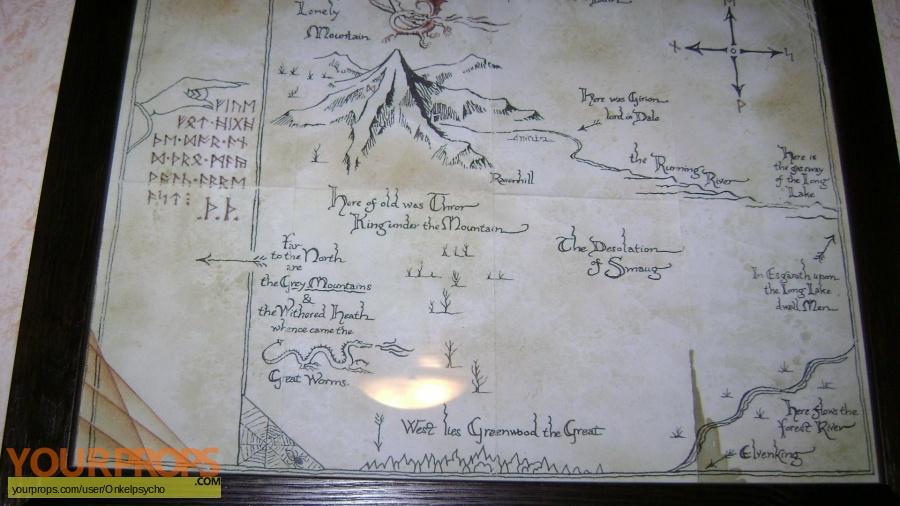 The Hobbit  An Unexpected Journey replica movie prop