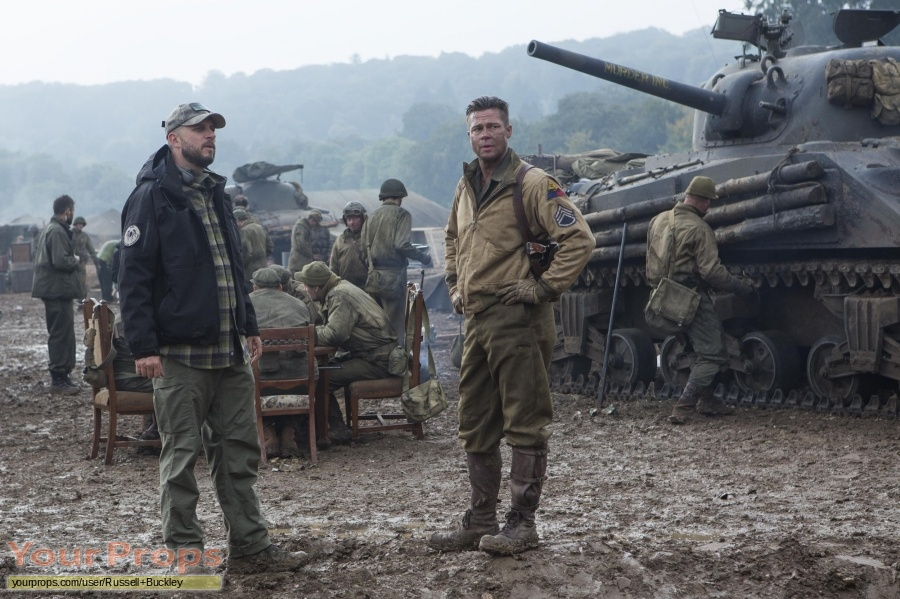 Fury original movie costume