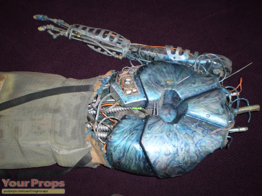 The Outer Limits original movie prop