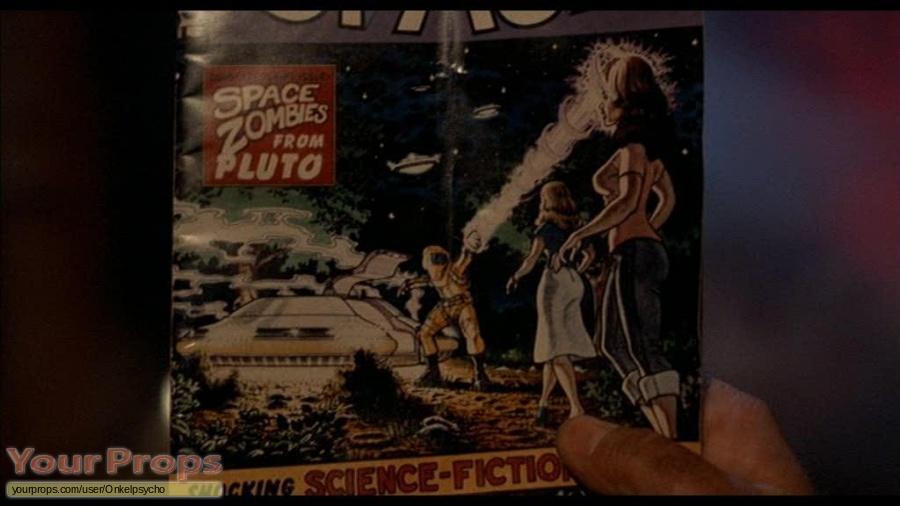 Back To The Future replica movie prop