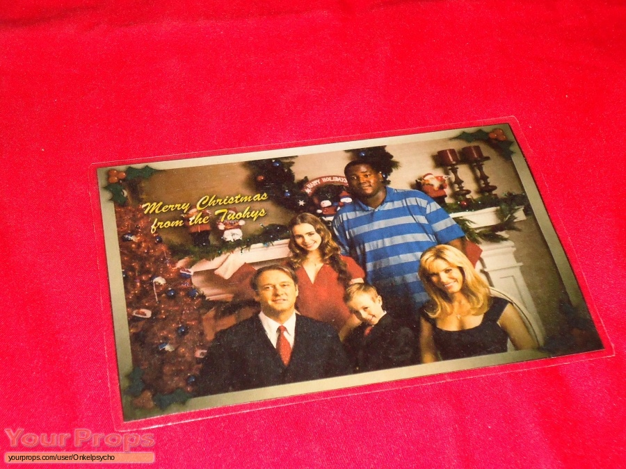 The Blind Side replica movie prop