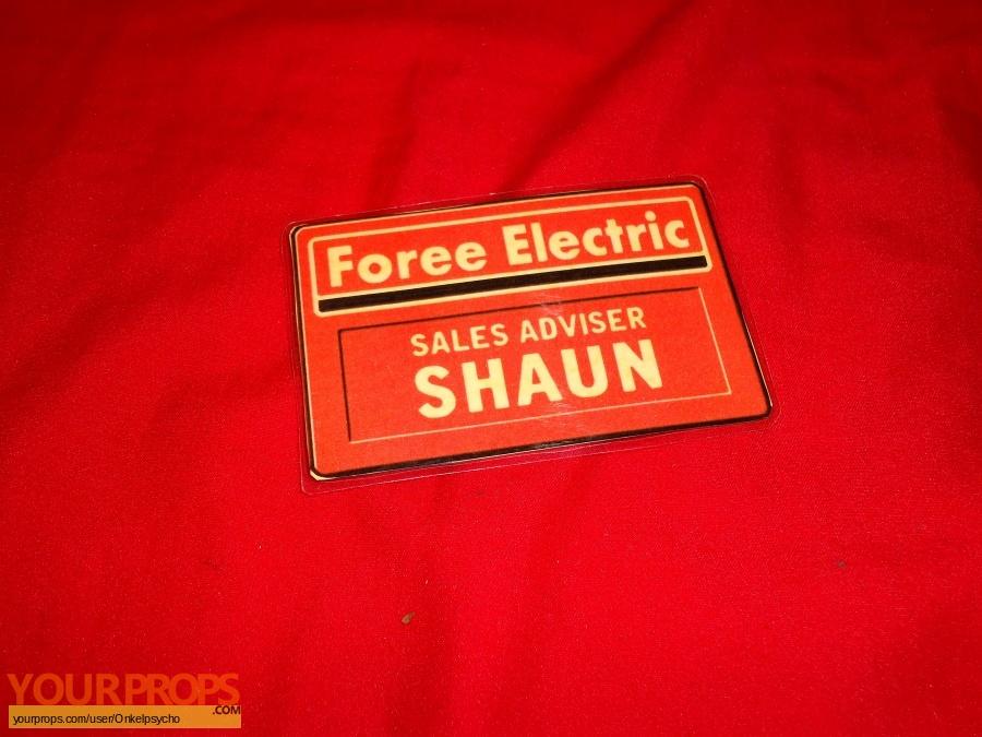 Shaun Of The Dead replica movie prop
