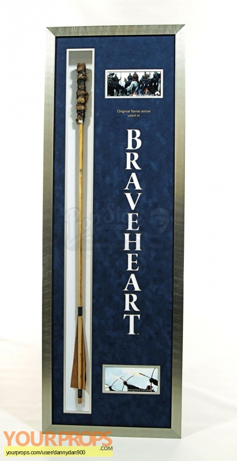 Braveheart original movie prop