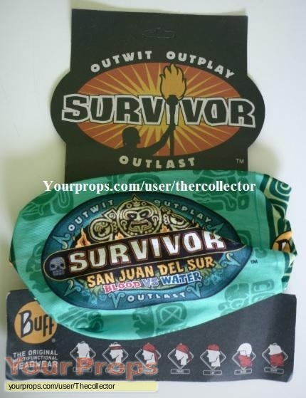 Survivor San Juan del Sur original movie costume