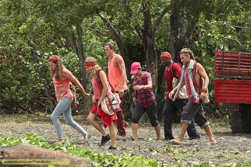 Survivor Worlds Apart original movie costume