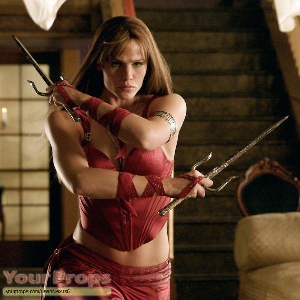 Elektra Factory X movie prop weapon