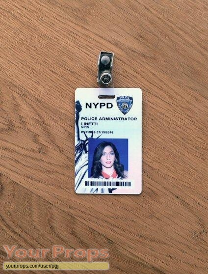 Brooklyn Nine-Nine replica movie prop