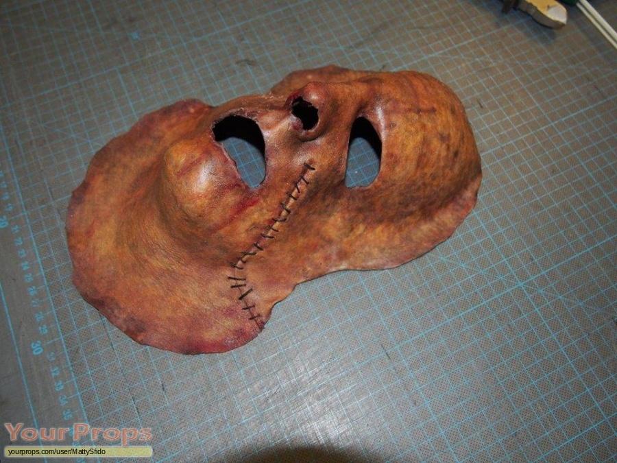 Texas Chainsaw Massacre 3D original movie costume