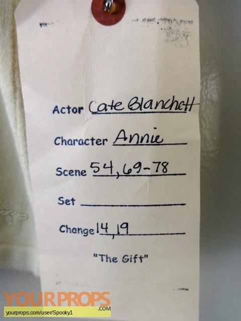 The Gift original movie costume