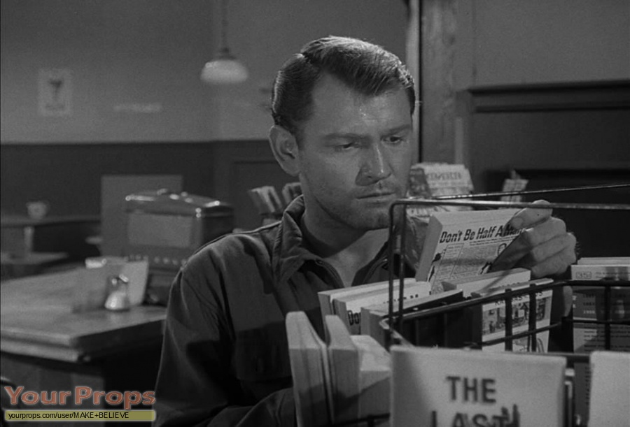 The Twilight Zone replica movie prop