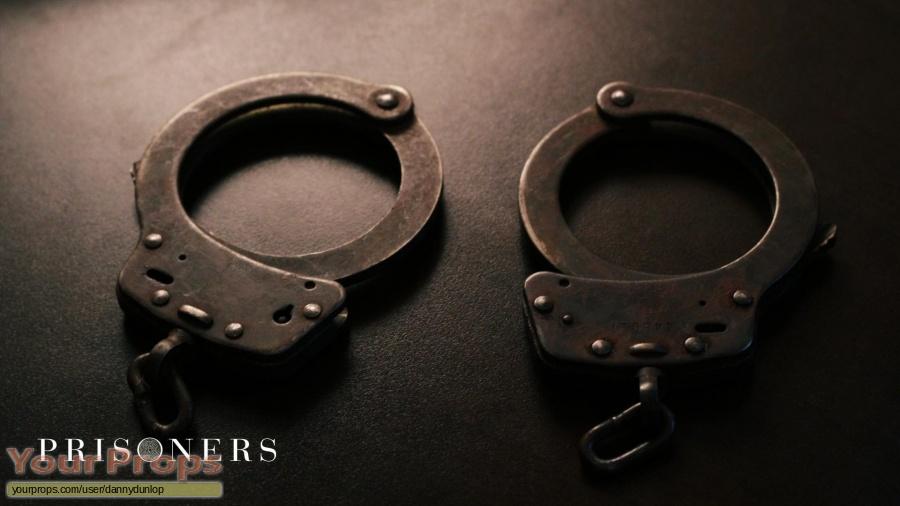 Prisoners original movie prop