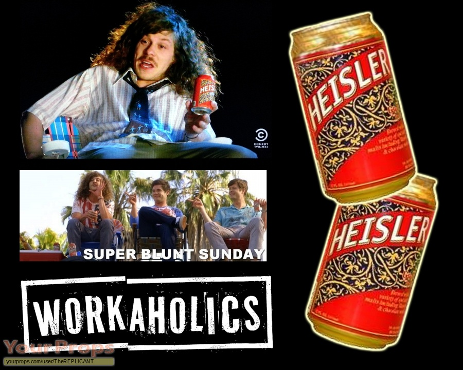 Workaholics original movie prop