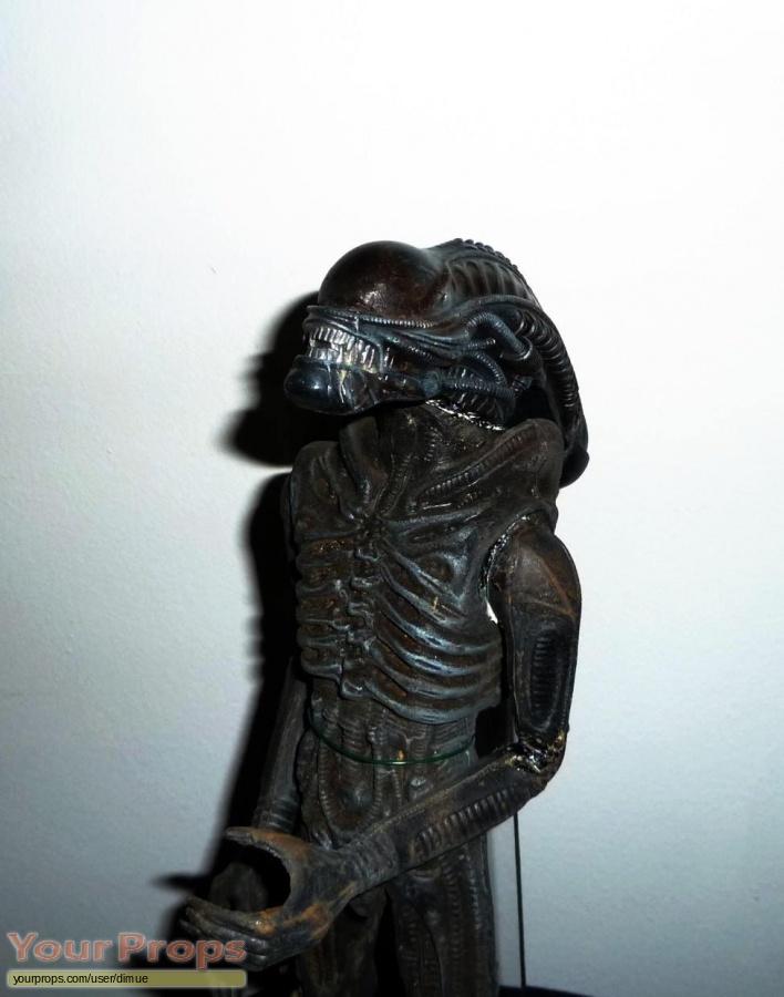 Aliens original production material