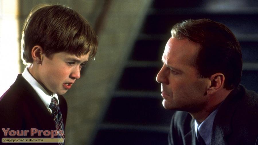 The Sixth Sense original film-crew items