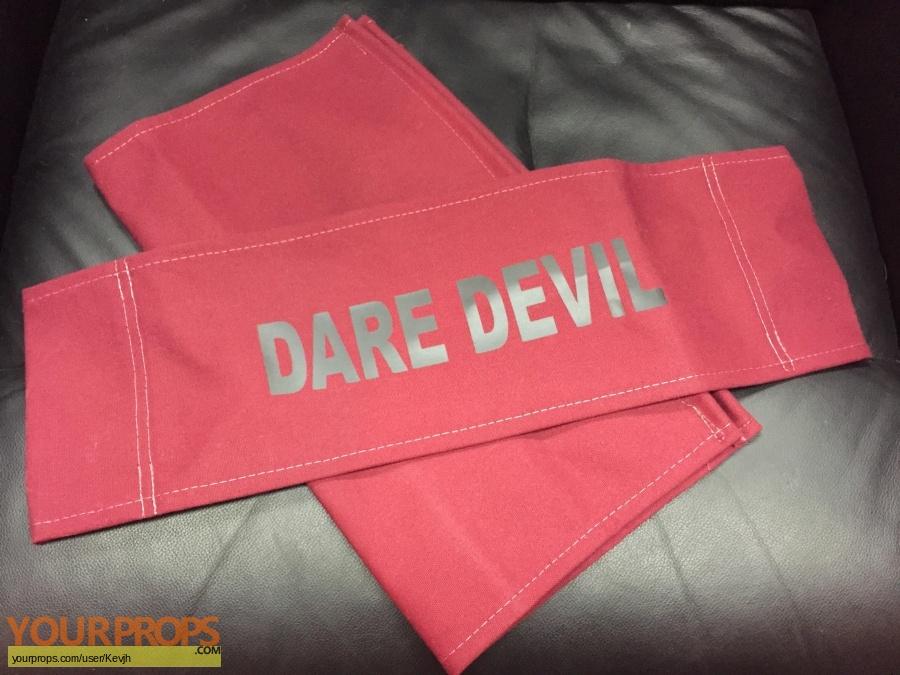 Daredevil original production material