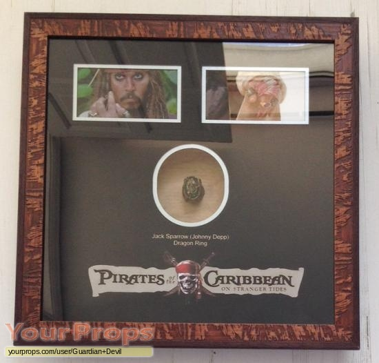 Pirates of the Caribbean  On Stranger Tides original movie costume