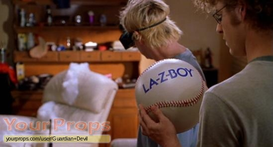 BASEketball original movie prop