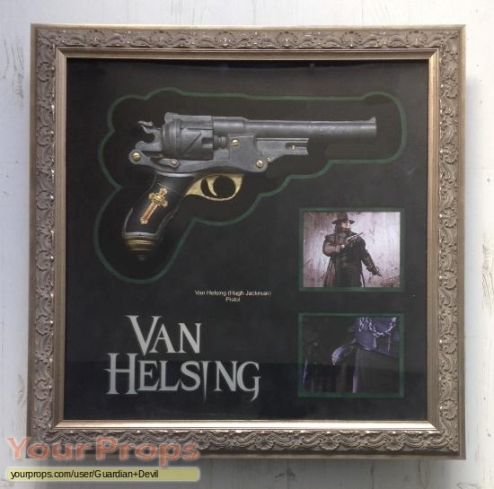 Van Helsing original movie prop