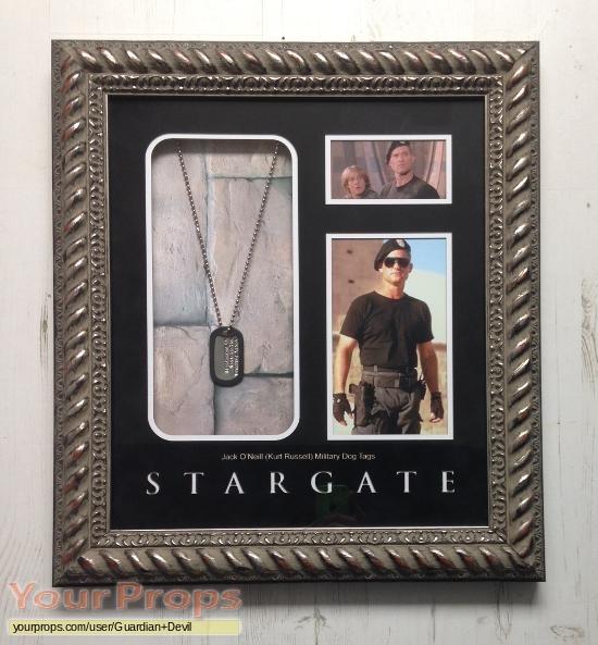 Stargate original movie prop