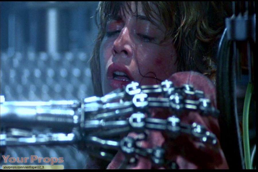 The Terminator original production material
