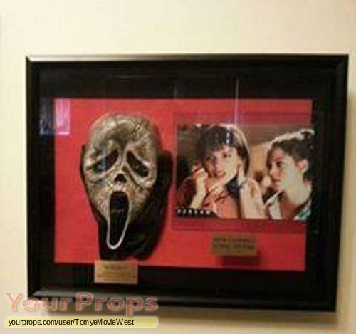 Scream 4   Scre4m original movie costume