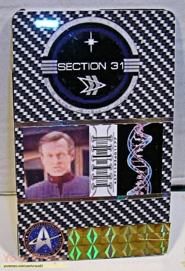 Star Trek  Deep Space Nine made from scratch set dressing   pieces