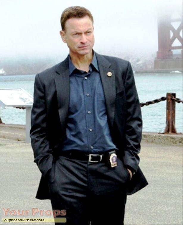 CSI  NY original movie costume