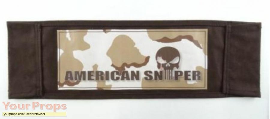 American Sniper original production material