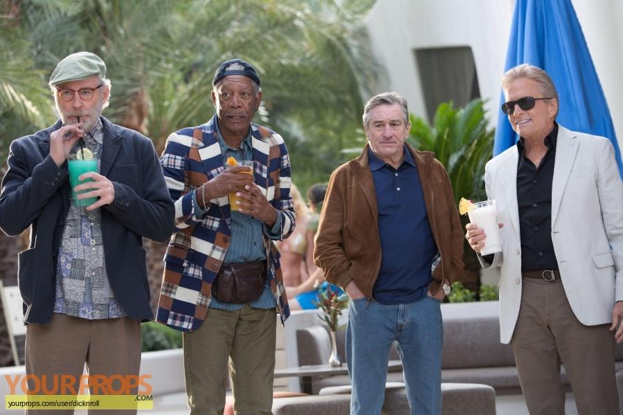 Last Vegas swatch   fragment movie costume