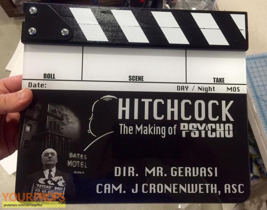 Hitchcock original production material