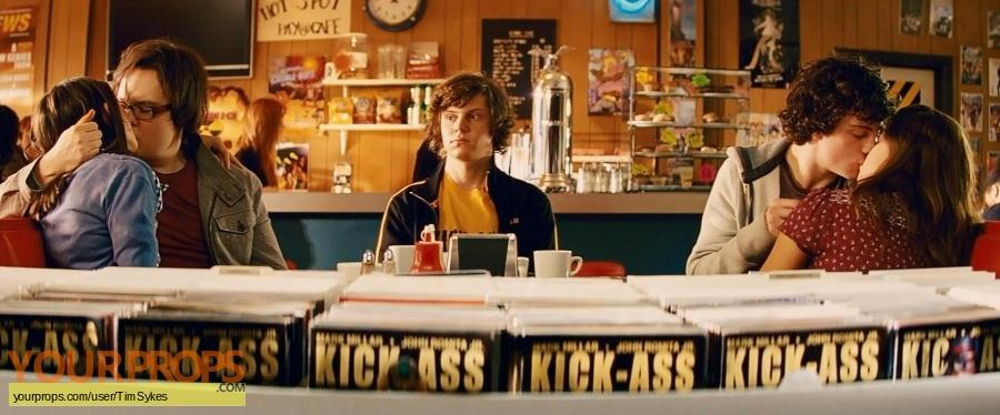 Kick-Ass original movie prop