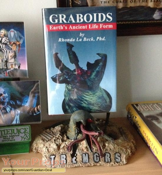 Tremors 3 original movie prop