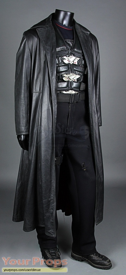 Blade 2 original movie costume