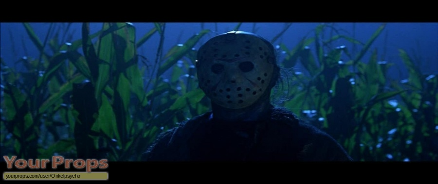 Freddy vs  Jason replica movie costume