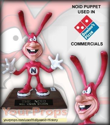 Dominos Pizza (commercials) original movie prop